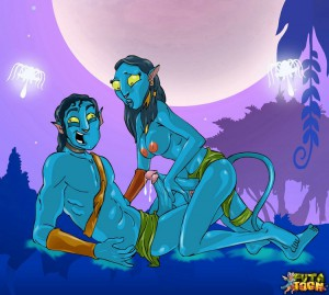 Avatar futa toon sex